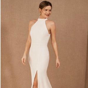 BHLDN White Dress